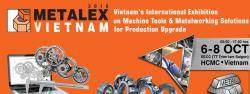 Công ty Đại Tam Long - Triển lãm Metalex 2016 thành công.
